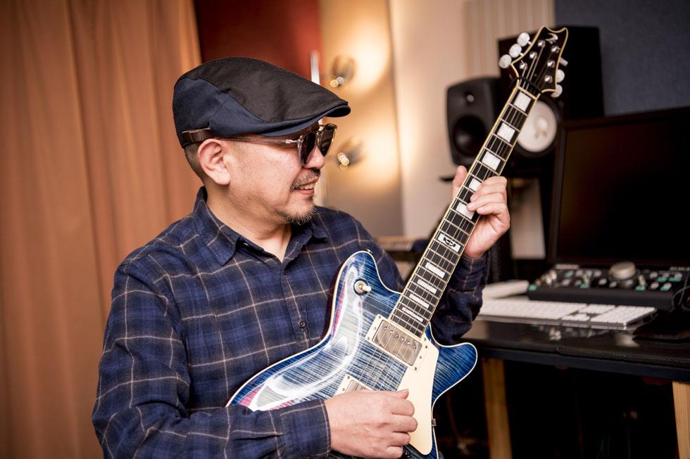 西村智彦(SING LIKE TALKING) × Line 6 Helix LT ~ベテランギタリストのサウンドメイキング術に迫る~(2)