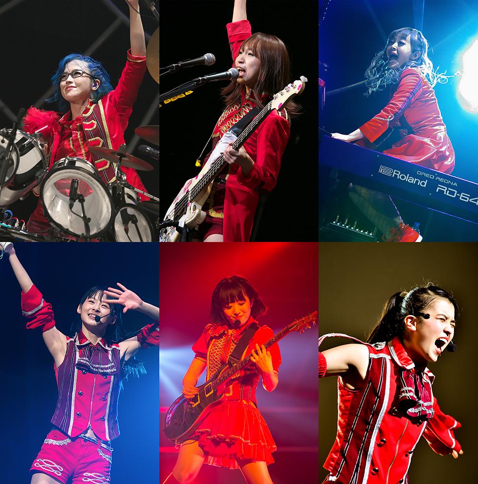 アイドルとバンドの鮮やかなクロスオーバー(3)