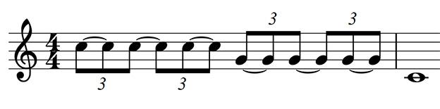 「2拍3連」とは何か?(1)