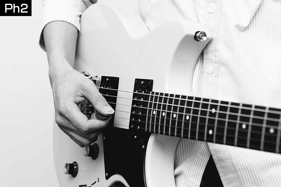 はじめてのエレキギター(11)