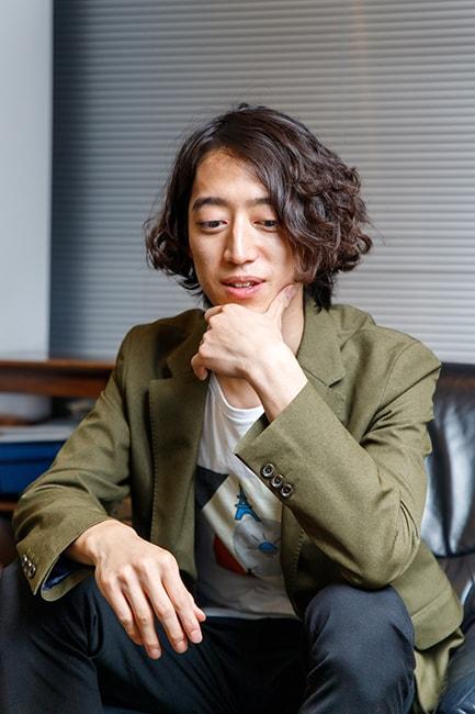 角野隼斗インタビュー(2)