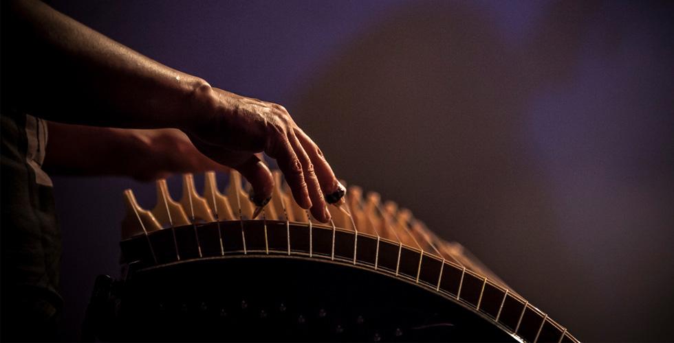 楽器の迷宮【Labyrinth Of Musical Instruments】エレクトリック箏 :八木美知依編