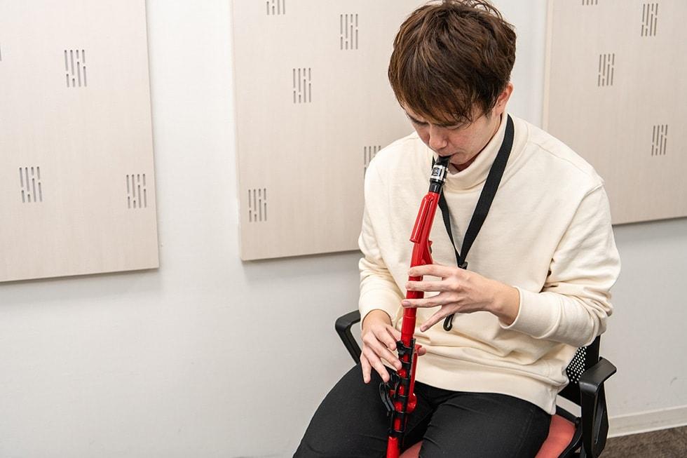 管楽器新製品レポート(17)