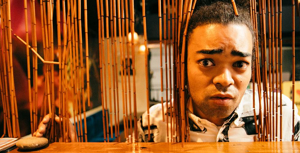 【カディオの未知との遭遇】ミュージシャンが働く渋谷のオシャレカフェに潜入!
