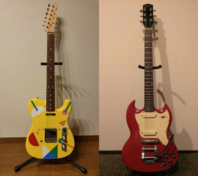愛用ギター&機材紹介!(5)