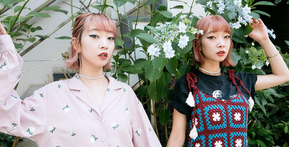 ファッションモデル/DJの双子ユニットAMIAYAが選ぶサマーソング10曲!
