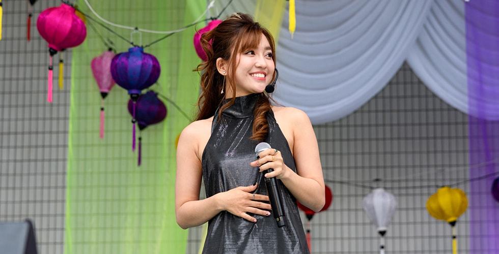 ベトナムと日本をポップにつなぐアーティスト、YORIが日本デビューライブを決行!