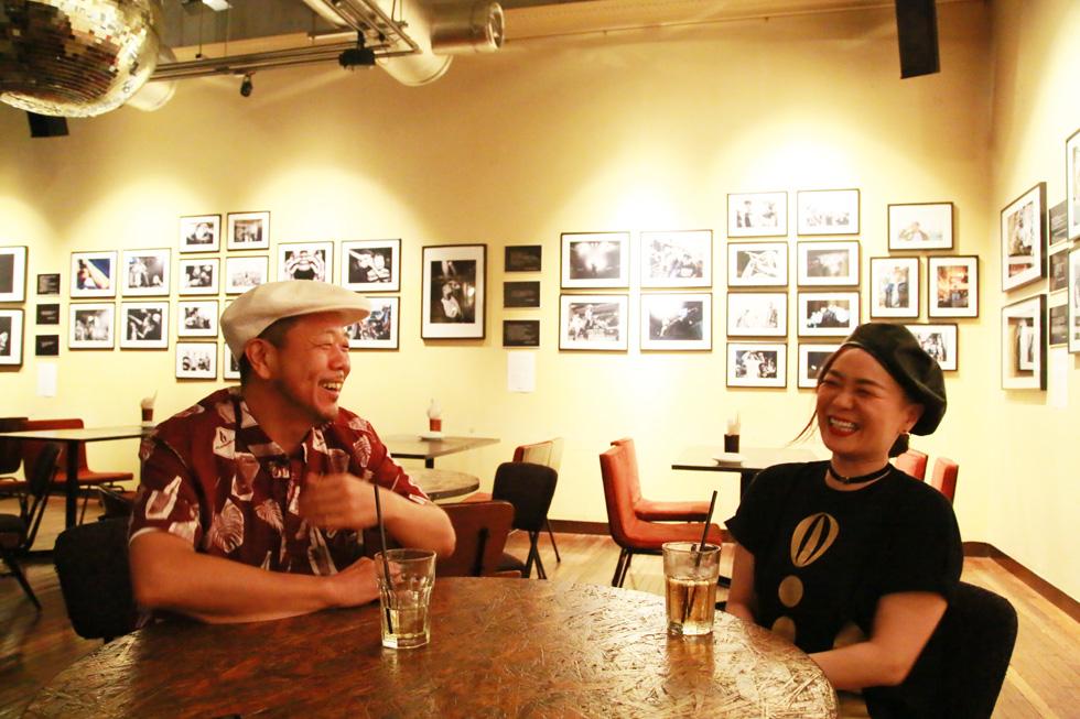 """PUSHIM""""日本の音楽が洋楽のスタイルをもろに受けていた、あの時代の歌を歌いたいなって""""(6)"""