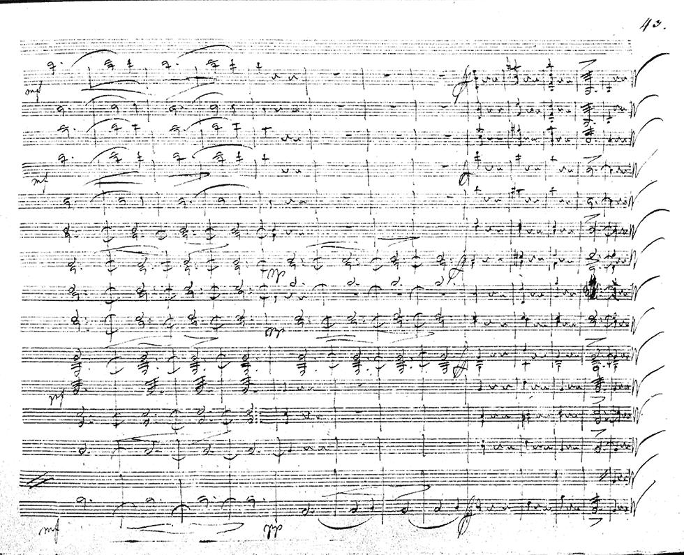 楽譜コラム(4)