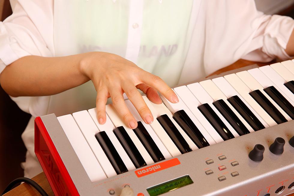 「DECAYのツマミの設定が、曲に対する私の思い入れ」(2)