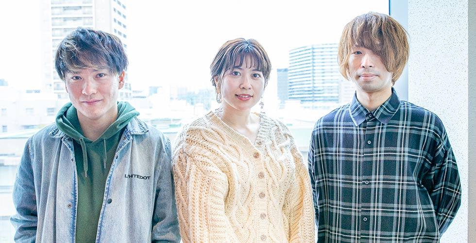 """勢いに乗る3人組バンド""""kittone""""が1stミニアルバム『ラストノート』を発表"""