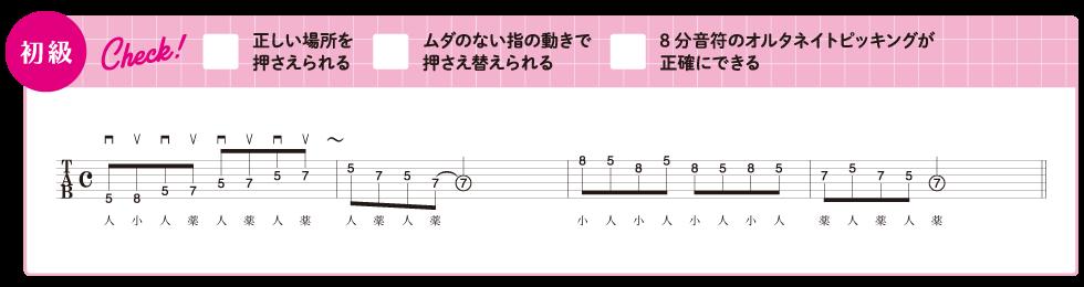 ギター上達度自診断後編(17)