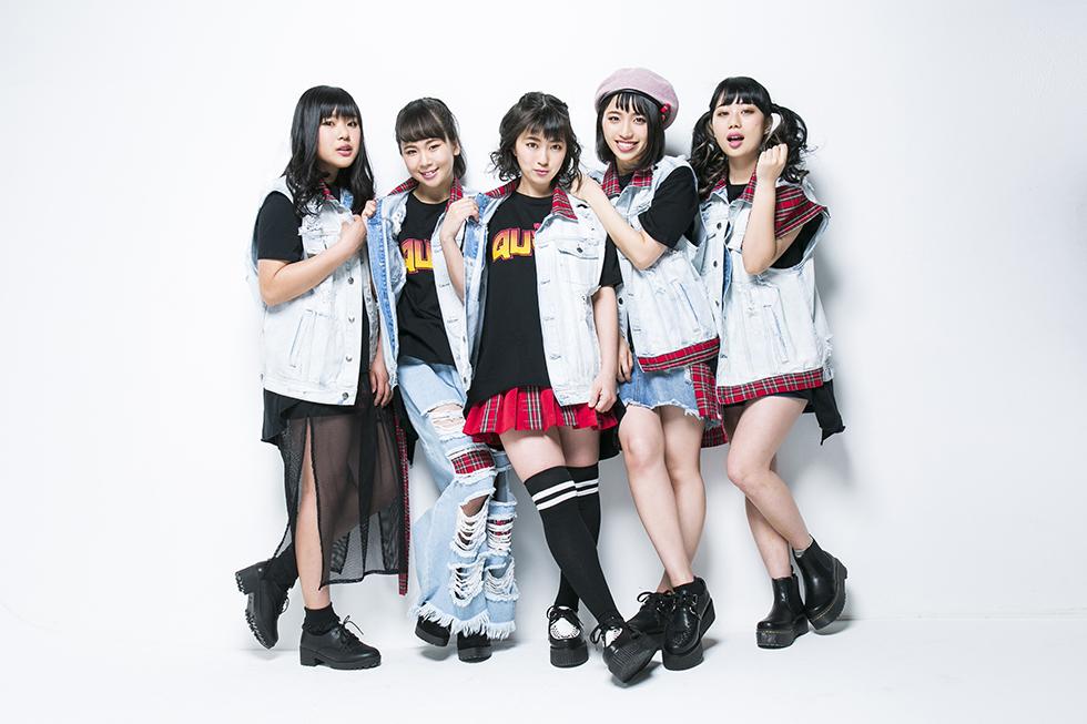 アイドルとバンドの鮮やかなクロスオーバー(2)