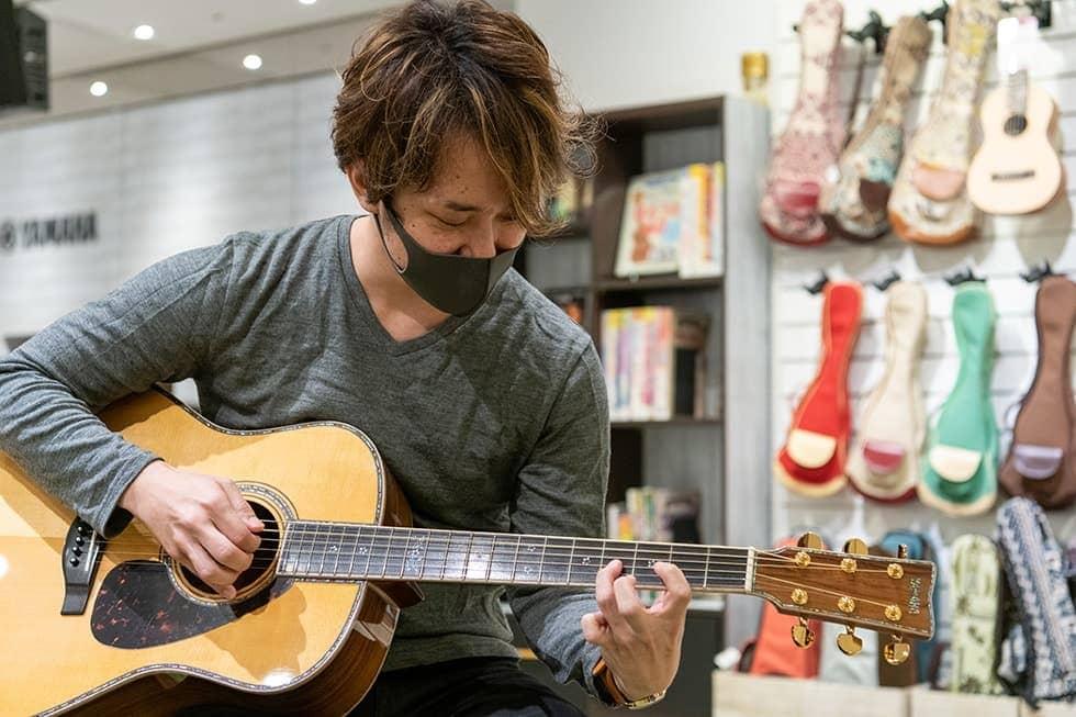 """""""西村ヒロチョ""""ギターを買う(13)"""