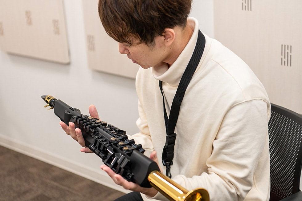 管楽器新製品レポート(3)