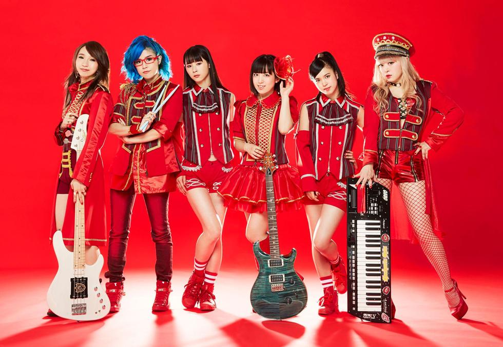 アイドルとバンドの鮮やかなクロスオーバー(4)