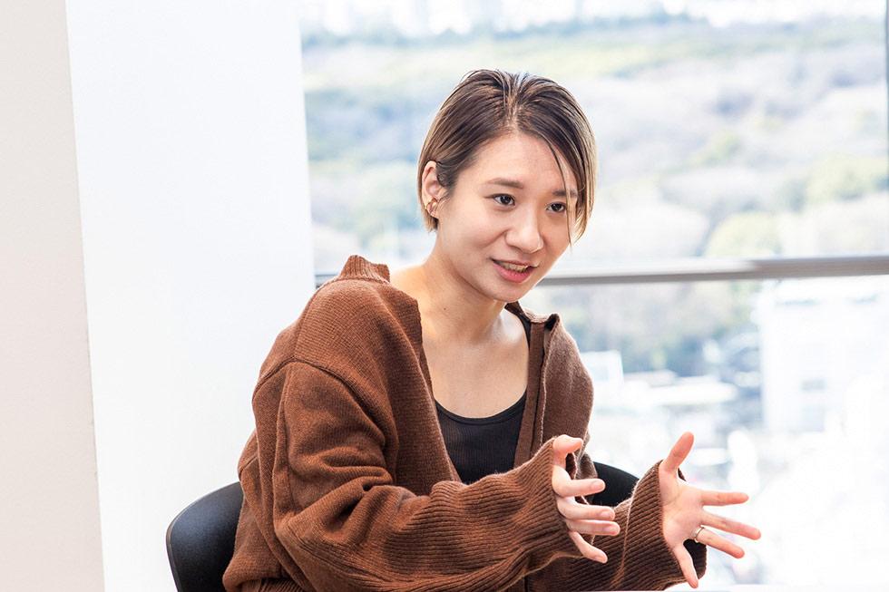 桑原あいインタビュー(4)