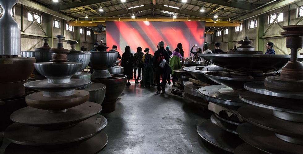 【まつりの作り方】鉄工所で始まる新たな祭り~鉄工島フェス(東京都大田区京浜島)