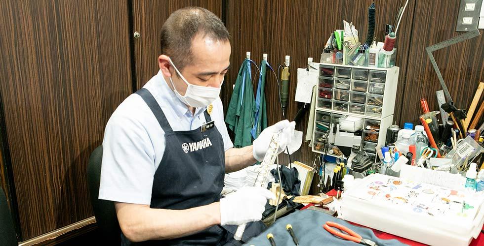 ヤマハのリペア職人が指南。今すぐ出来る楽器の感染症対策とは?