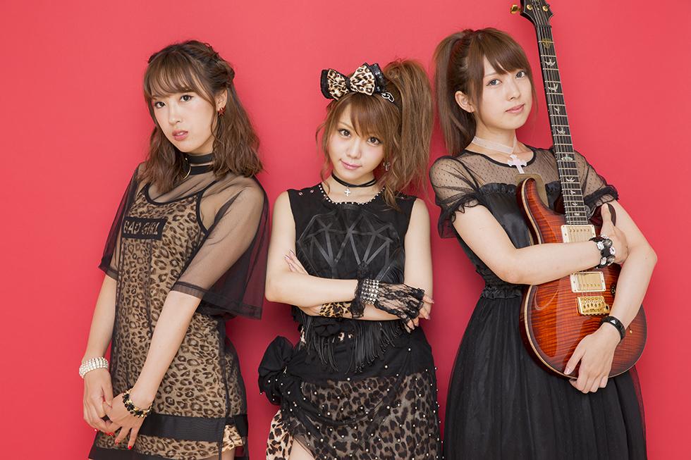アイドルとバンドの鮮やかなクロスオーバー(1)