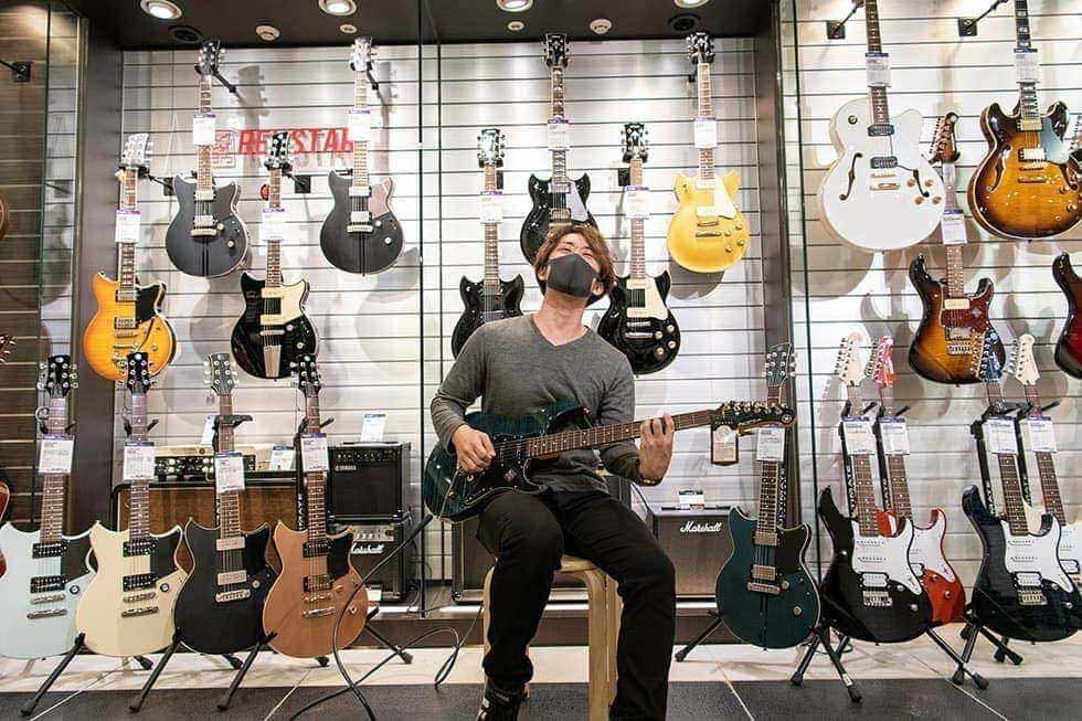 """""""西村ヒロチョ""""ギターを買う(17)"""