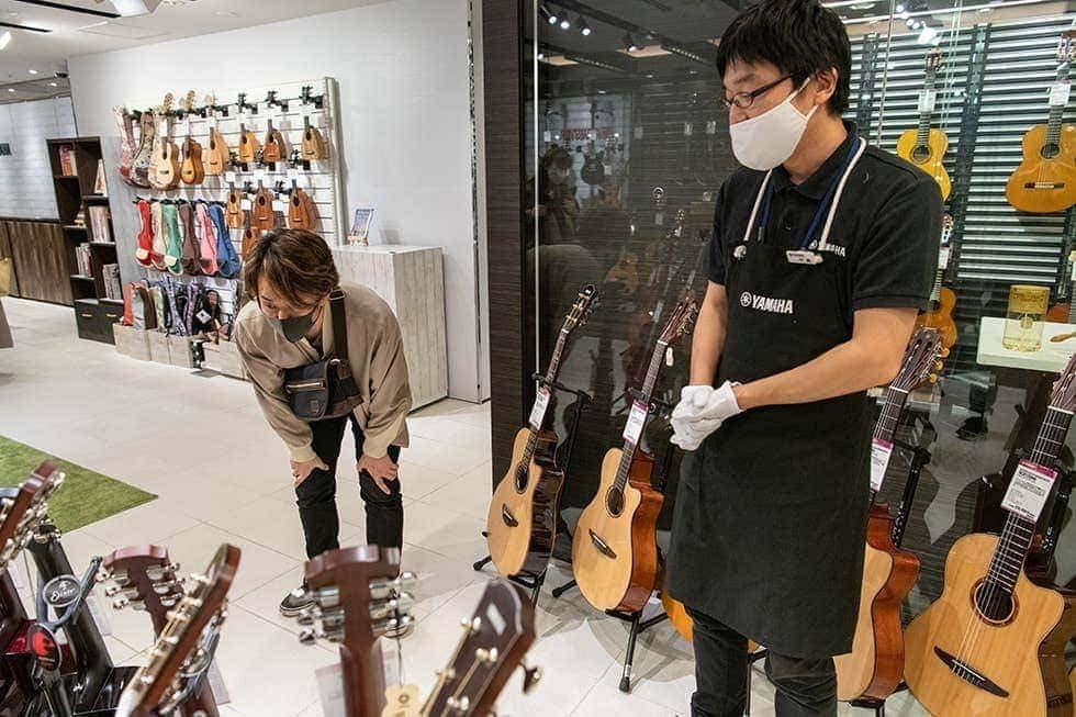 """""""西村ヒロチョ""""ギターを買う(5)"""