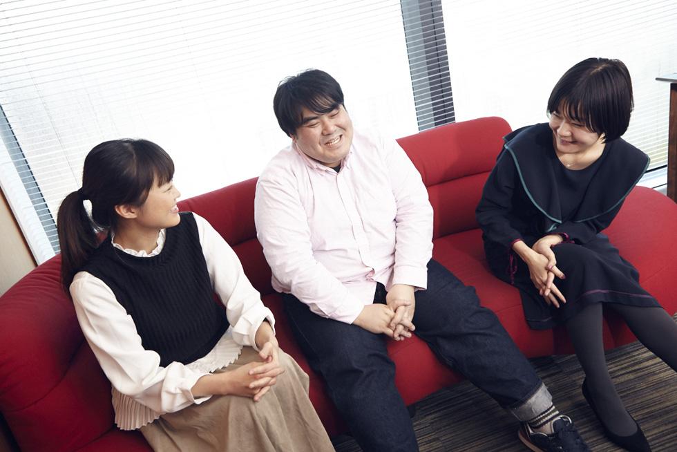 ライブで物語とか演出を入れたいと思ったのは、嘉代子ちゃんの影響なんです(弓木)(1)