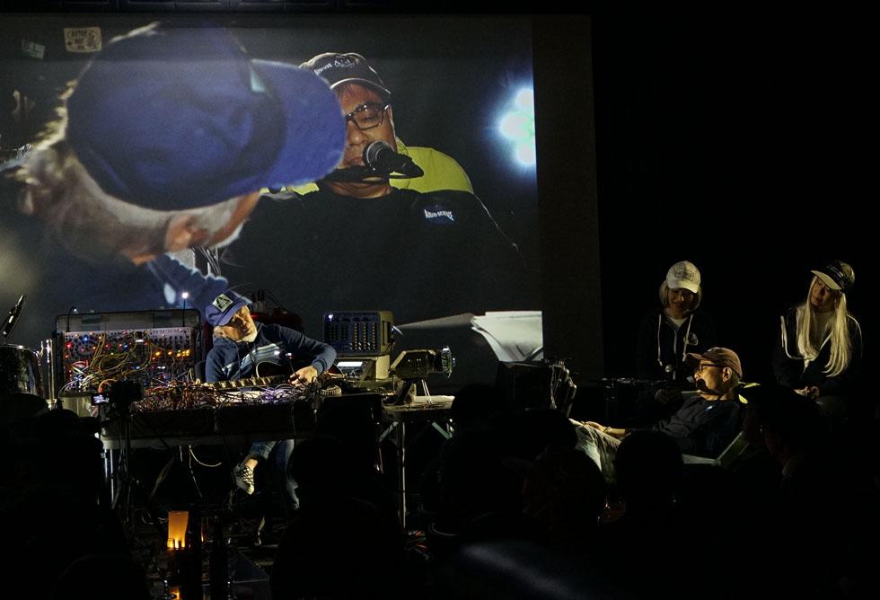 ヤン富田が探求する「音楽による意識の拡大」(5)