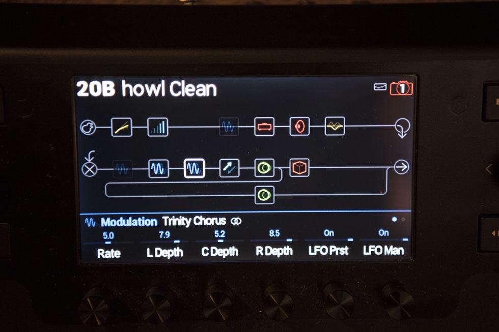 Setting 4(20B howl clean)