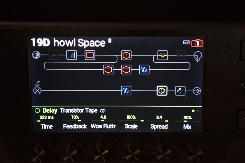 Setting 7(19D howl Space)