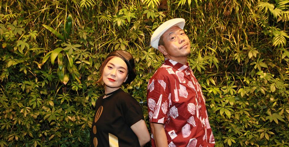 MURO×PUSHIM 今改めて語る、「和物」と「カバー」の持つ奥深き魅力!