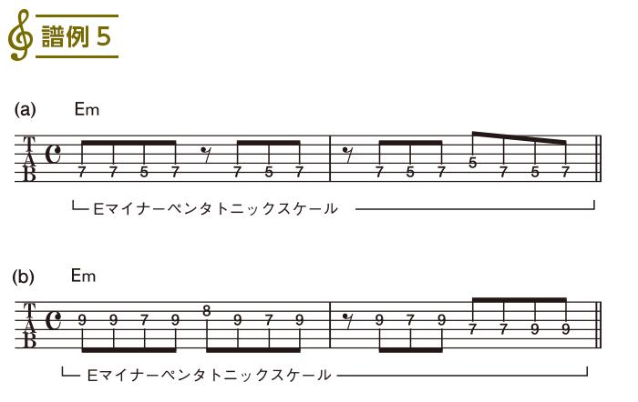 スケール入門(14)