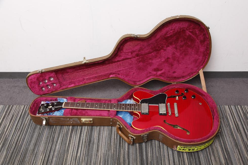 他のギターでは絶対に出せない音色が出せる(1)