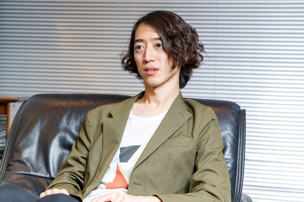 角野隼斗インタビュー(1)