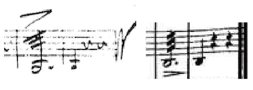 楽譜コラム(5)