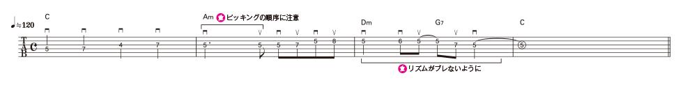 ギター実力テスト(7)