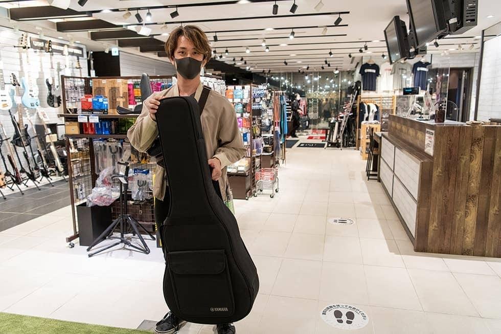 """""""西村ヒロチョ""""ギターを買う(16)"""