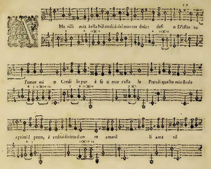 演奏しない人のための楽譜入門(12)