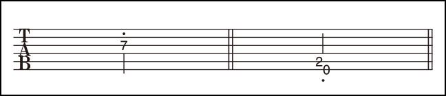 演奏記号辞典(27)