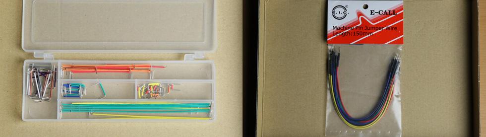 「Arduinoをはじめようキット」に含まれているパーツのみを使う(4)