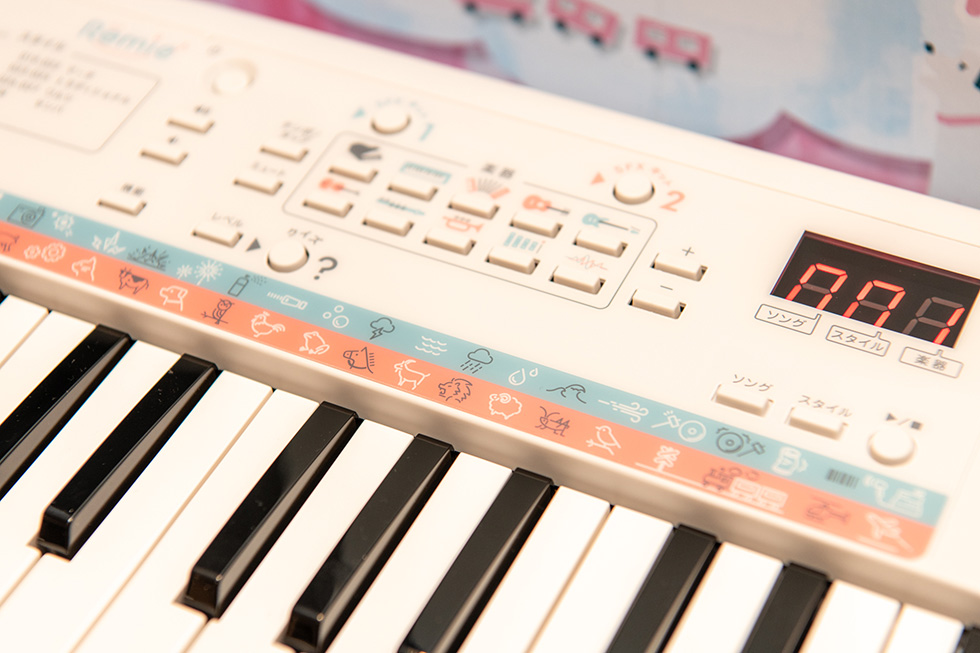 T&T番外編 電子キーボード新商品(16)