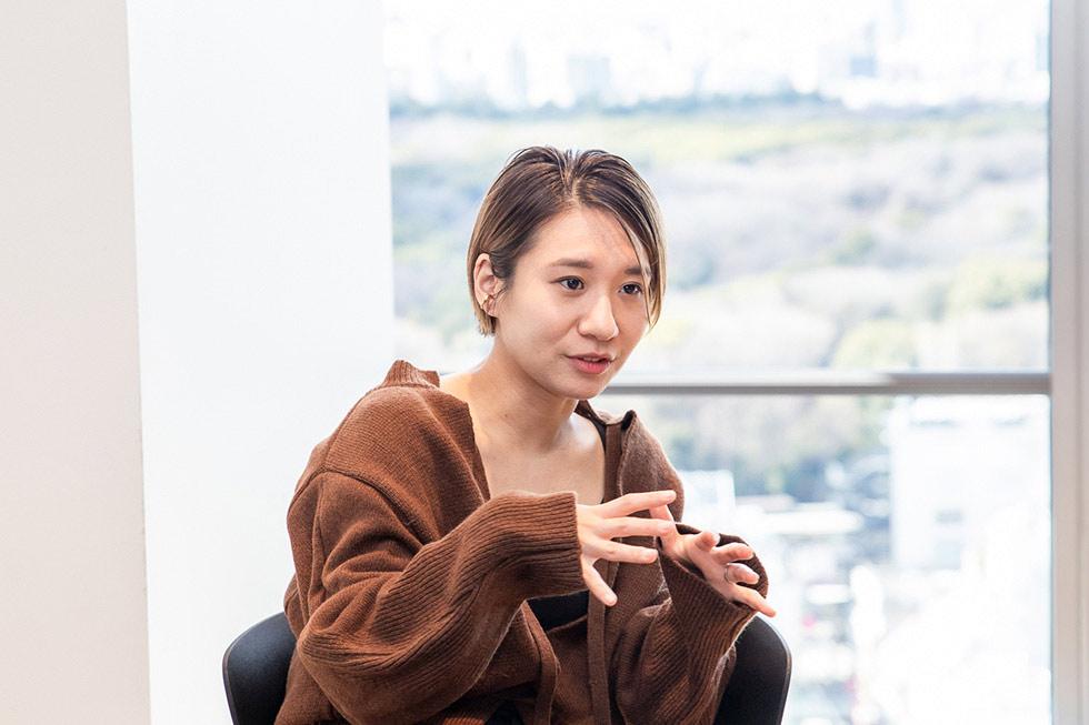 桑原あいインタビュー(2)