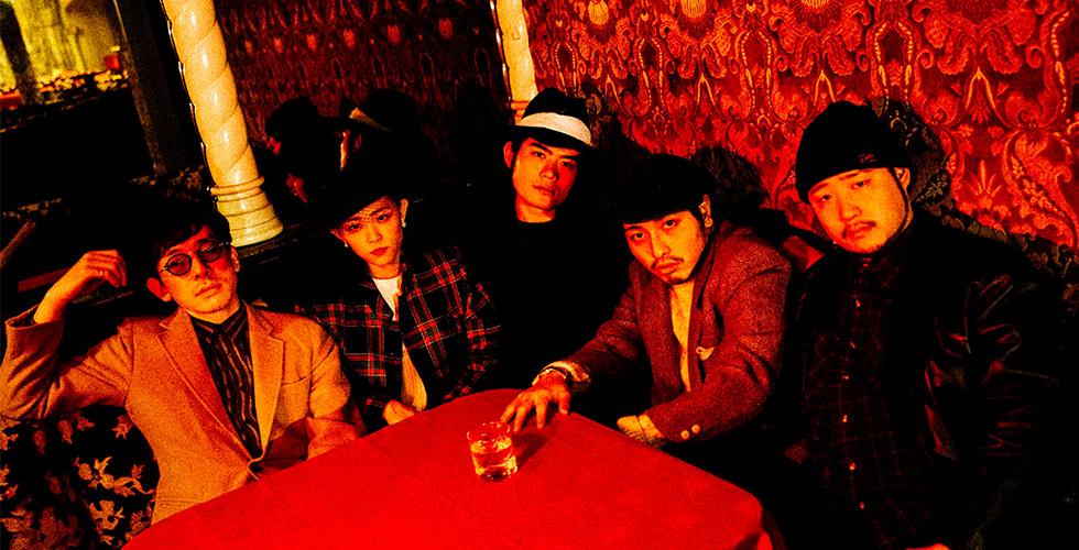 ザ・スロットルが東京キネマ倶楽部で語る、大正ロマンと2ndアルバム『A』