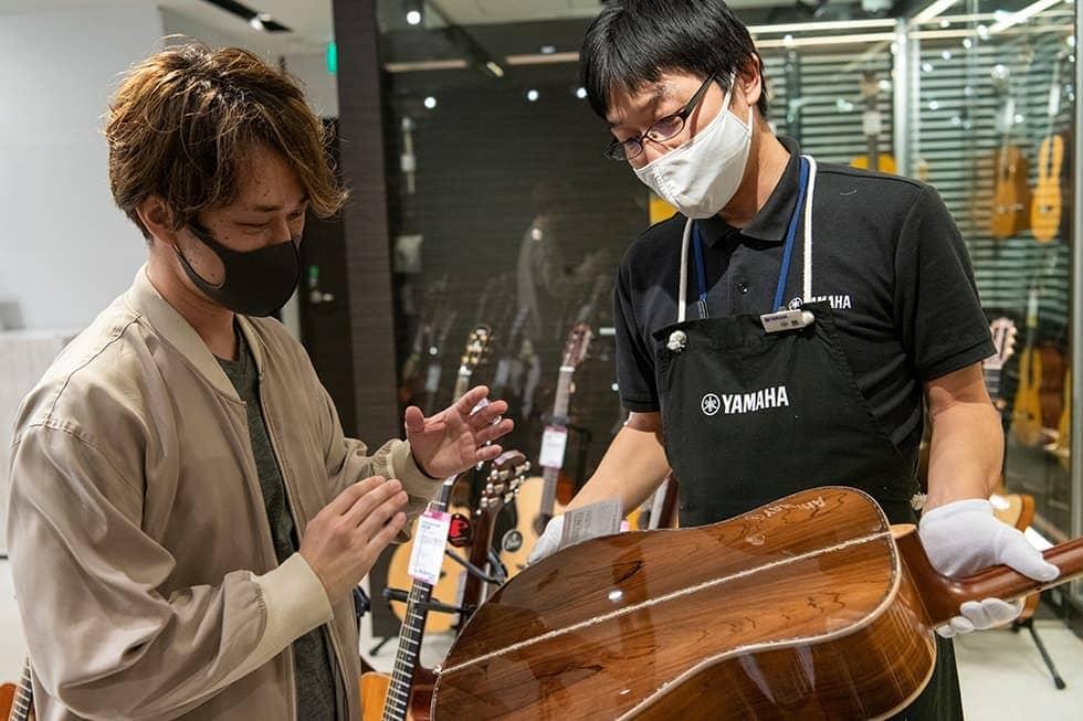 """""""西村ヒロチョ""""ギターを買う(12)"""