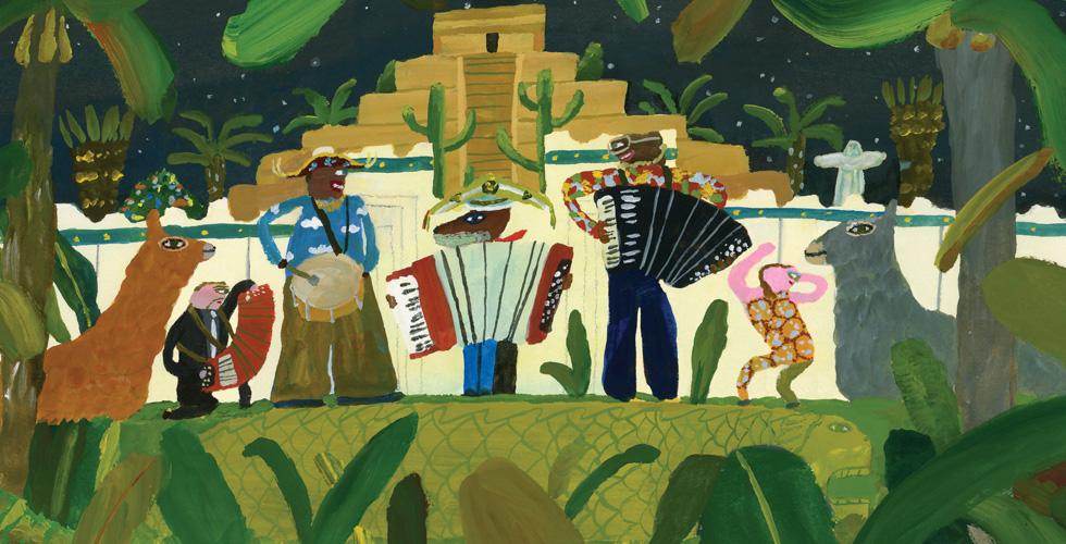 中南米はアコーディオンと美女天国! 【知られざるワールドミュージックの世界】