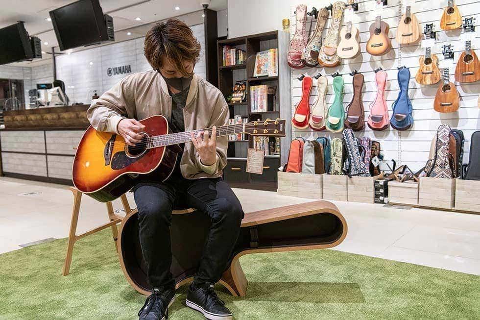 """""""西村ヒロチョ""""ギターを買う(8)"""