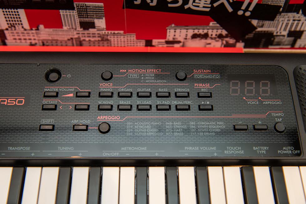 T&T番外編 電子キーボード新商品(20)