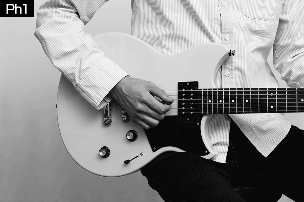 はじめてのエレキギター(10)