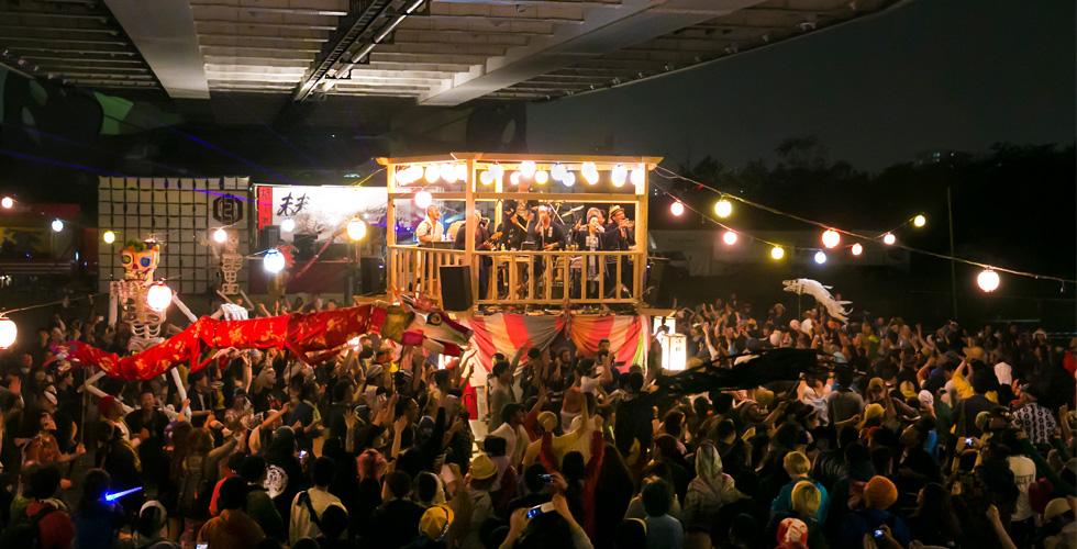 「まつりの作り方」誰もが驚いた世紀の奇祭~橋の下世界音楽祭(愛知県豊田市)